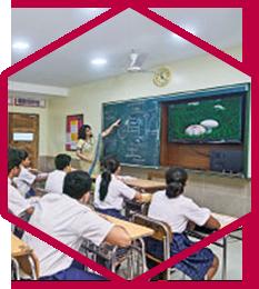 Smart AC Classrooms