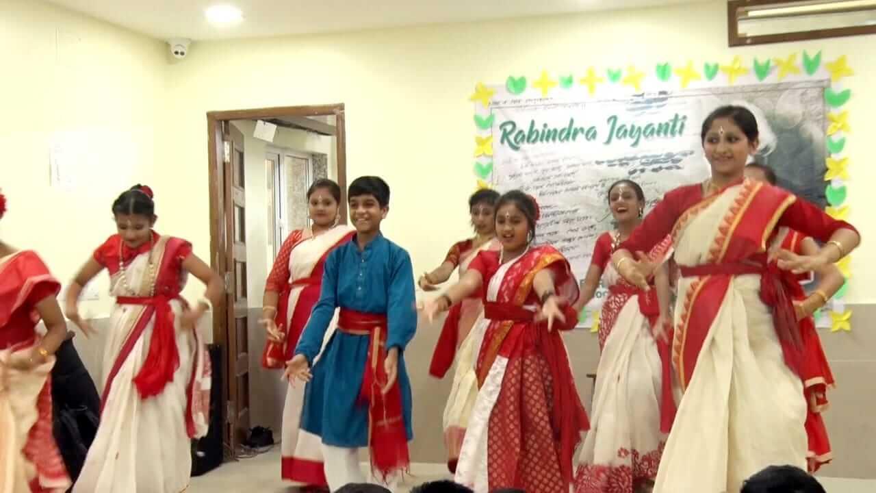 Rabindra Jayanti