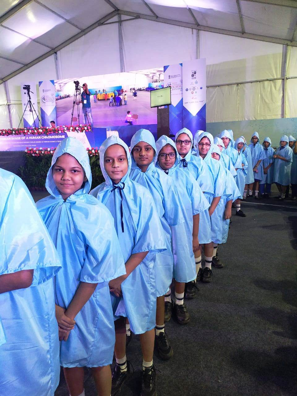 India International Science Festival, 2019
