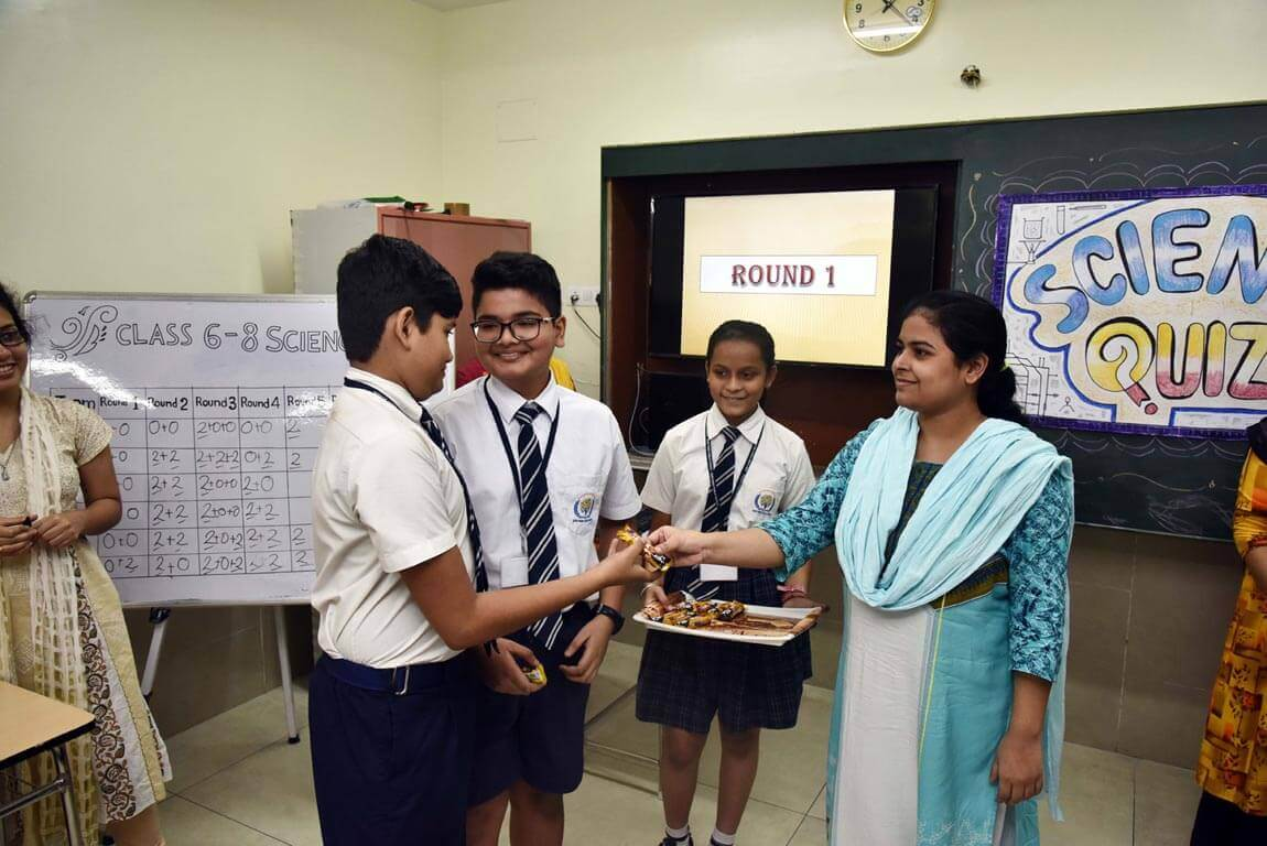 Science Quiz Competition for Classes VI – VIII