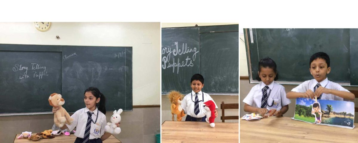 Story-Telling-With-Puppets